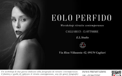 WORKSHOP Eolo Perfido – Ritratto Contemporaneo