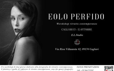 WORKSHOP Eolo Perfido – Ritratto Contemporaneo