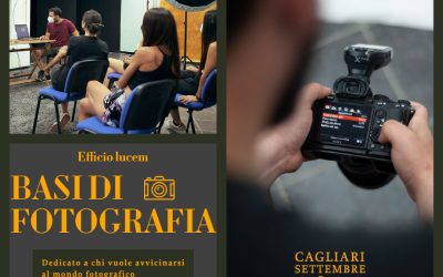 Basi di Fotografia | Docente Valerio Atzori